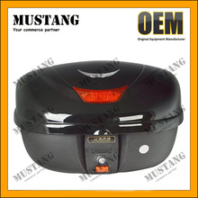 Different Colors PP/ABS Material Motorbike Top Case With Long Service Life