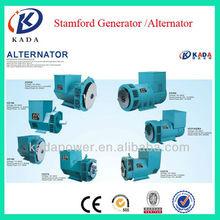 ac tres- fase alternador stamford/alternador de corriente alterna 220v alternadores sin escobillas 10kw/ac