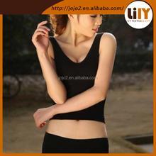 bodybuilding ladies yoga bra underwear magic slim fit bra size chart