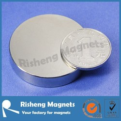 neodymium magnet 50mm n52 neodymium magnet permanent neodymium monopole magnet
