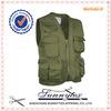 Sunnytex high quality wholesale multi pophot work vest with pockets