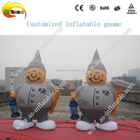 customized inflatable gnome advertising inflatable cartoon