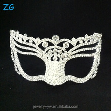 Beauty Design Masquerade Rhinestone Wedding Mask, Face Mask, Masquerade Masks Bulk