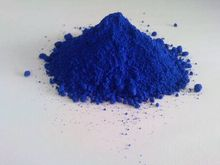 Iron Oxide Blue Pigment Used In Coating And Rubber