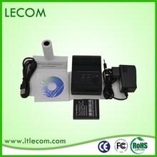 Manufacturer WirelessUSB Mini 58mm POS Thermal Paper Printer