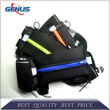 Multifuction Storage Waist Packs Hip Bag Sporting Waist Bag Blue Color