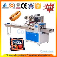 Horizontal Hot Dog Packing Machine