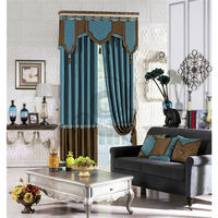 2014 latest design curtain chenille in Shaoxing