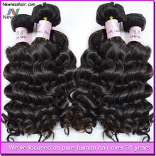 Top quality no tangle no shedding cheap wholesale brazilian hair extensions south africa