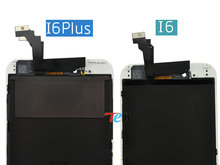 for iPhone 6 lcd with digitizer ,for iphone 6 lcds made in Foxconn OEM factory