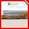 10-35t/h mobile crushers for recycling concrete waste