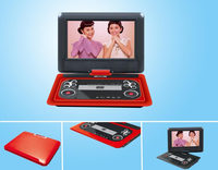 10.1inch portable dvd battery inside for better performance