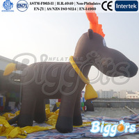 Popular Inflatable Advertising Model Character Reindeer Rudolph Air Cartoon