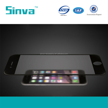 Sinva screen protector for iphone 6 full cover edge to edge tempered glass