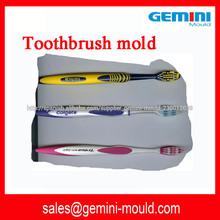 moldeo por inyección para cepillo de dientes