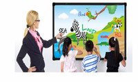 65 inch Touch all in one PC i3 i5 i7 Network Digital board