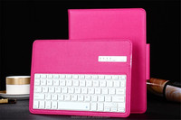 Soft Folder Leather Cover with Keyboard for Ipad 2/3/4