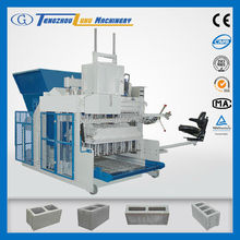 QMY10-15 concrete block and brick industry