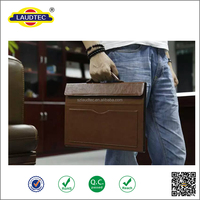 Leather Briefcase with Removable keyboard Smart Stand Case Cover for Apple iPad pro