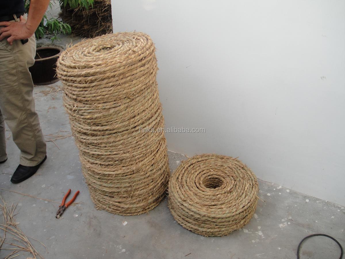 Knitting Rope Machine : Wholsale straw rope making machine knitting