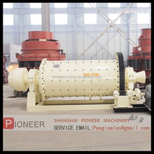 2015 New Designed ball mills iron ore grinding mill