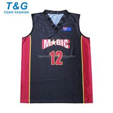 custom your own basketball uniform image