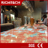 Richtech attract your customer's eye NEW interactive bar with led bar light