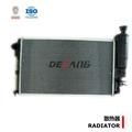 el cuidado de aluminio y depósito de plástico radiador PEUGEOT 405 (DL-B233)