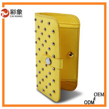 China market leather shockproof case for htc one, sublimation cover case for htc 8x 6990 pm23200