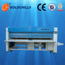 an essential option for flat ironing machine