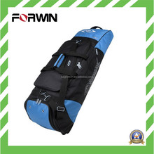 Customized waterproof baseball sports gym travel duffle bag for outdoor