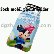 Promotional Gifts sustom size mobil socks