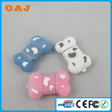 Contemporary best selling book series pvc usb flash drive