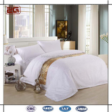 Trade Assurance Guangzhou Manufacture Wholesale Luxury Hotel Cotton Bed Sheet Set
