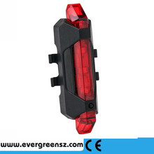 Bicycle Tail Lights Super Cool Smart Cycling Bike Light Mounting Placement Handlebar Warning Light