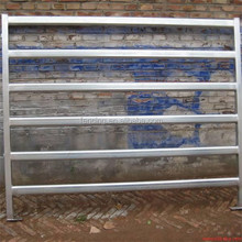 Metal livestock farm horse fence panel