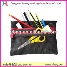 Durable zipped school pencil bags for exam