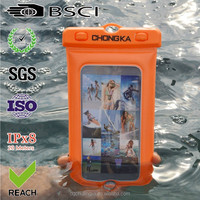 High quality water proof case for iphone 5 with string