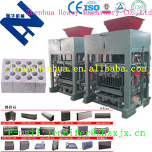 Direct Manufacturer German Technology High demand Quality Product QMJ4-35C manual block molding machine German Technology E ISO