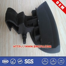 Factory cheap small clear round plastic