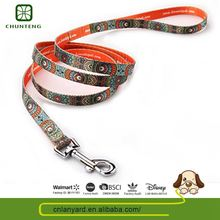 Pets Product Supplies Lovely Design Natural Color 5 Foot Nylon Dog Leash