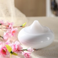 Pure white ultrasonic aroma diffuser/candle warmer GX