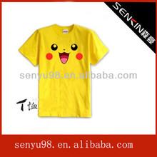 100% combed cotton T-shirts manufacturer in guangzhou