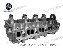 MAZDA WL Diesel Engine Bare Cylinder Head for MAZDA B2500