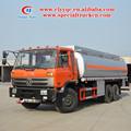 Dongfeng 6x4 camiones de transporte de combustible 25.000 litros para su venta