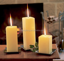 100% nature beeswax candles for the church
