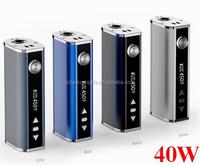 The newest e cigarette box mod ismoka eleaf istick TC 40w temp control enjoy vape mod 2015