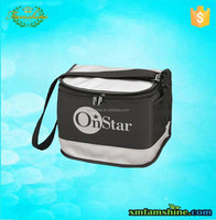 reuseable insulated polyester picnic cooler bag