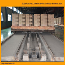 Fuel petroleum coke coal tunnel kiln fired clay bricks Africa,Middle East