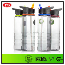 28 oz tritan plastic sports water bottle carrier